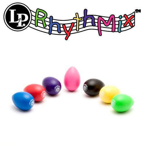 【非凡樂器】LP Rhythmix Egg Shakers 0-6歲兒童打擊樂器/雞蛋沙鈴【LPR004】