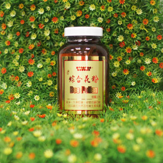嘟嘟家蜂蜜 綜合花粉 180g/瓶