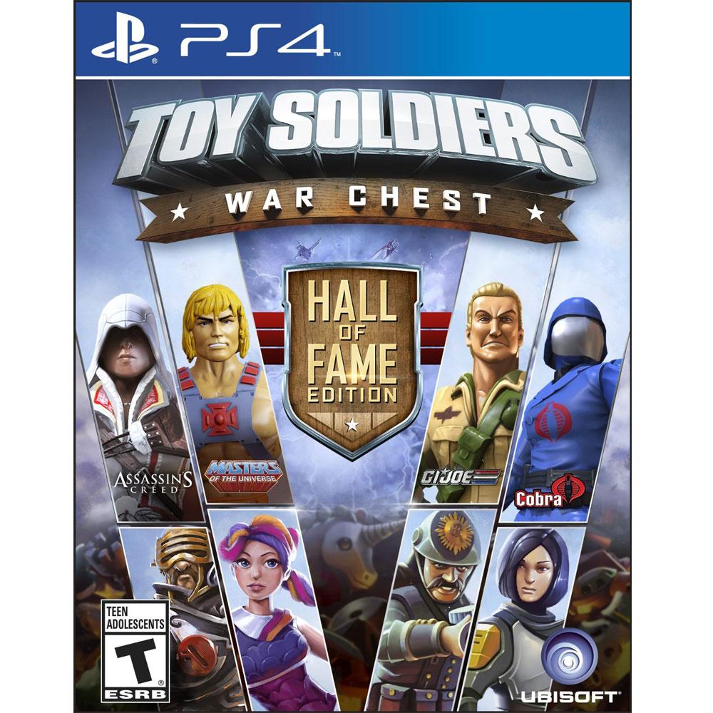 (現貨二手)PS4 玩具兵團:軍資 名人堂版 英文美版 Toy Soldiers War Chest