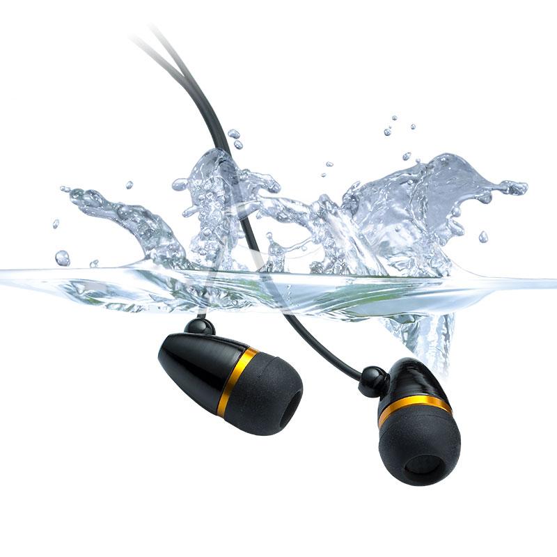 DolphinTouch防水MP3專用防水耳機
