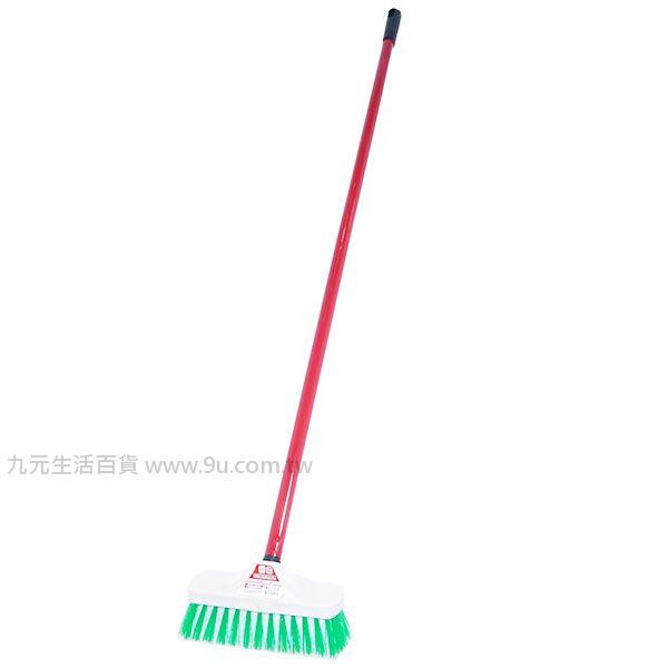 【九元生活百貨】728雙色地板刷 浴廁刷 刷地板