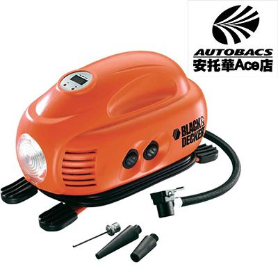 【車內必備用品】美國百工ASI-200車用專業級小型輪胎打氣機 附氣嘴/充氣針(1069812500008)