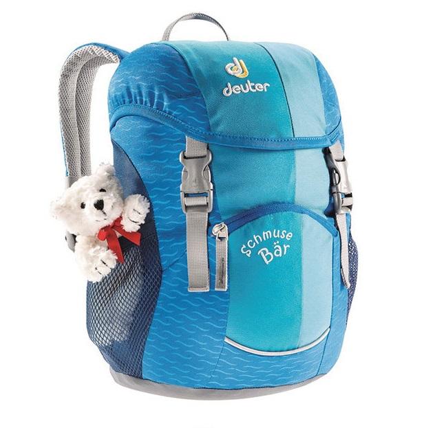 【露營趣】中和 送贈品 德國 deuter 36003 Schmusebar 8L兒童背包 兒童書包 休閒背包