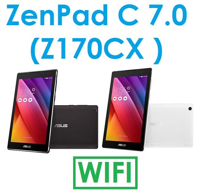 【預訂】華碩 ASUS ZenPad C7.0 (Z170C) 7吋 四核心 1G/8G wifi 平板電腦