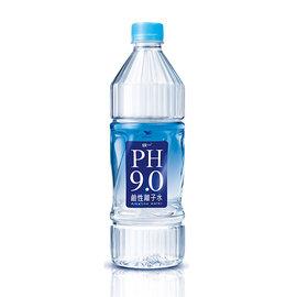 統一PH9.0鹼性離子水800ml-3箱【合迷雅好物商城】