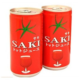 ●SAKI無鹽蕃茄原汁180ml / 單瓶【合迷雅好物商城】