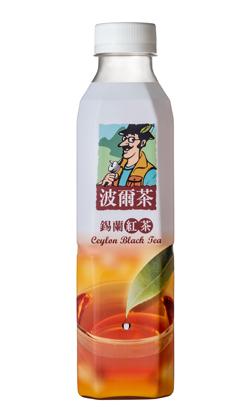 ●波爾茶 錫蘭紅茶580ml(4罐/組)【合迷雅好物商城】
