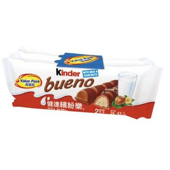 健達繽紛樂巧克力43g-3入【合迷雅好物商城】
