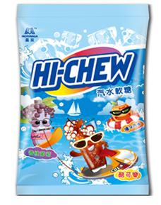 ●森永嗨啾軟糖沙士汽水口味130g/袋【合迷雅好物商城】