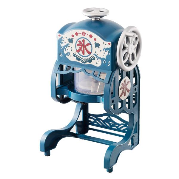 日本 日式復古風復刻版 製冰機 剉冰機 電動刨冰機 日本進口 2色