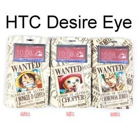 海賊王開窗皮套 HTC Desire Eye M910x 航海王 魯夫 喬巴 索隆【台灣正版授權】