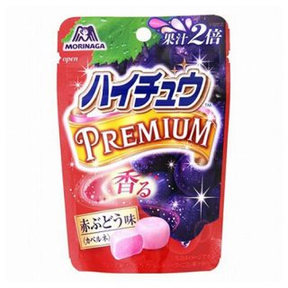 MORINAGA森永嗨啾香水葡萄軟糖 (35g)