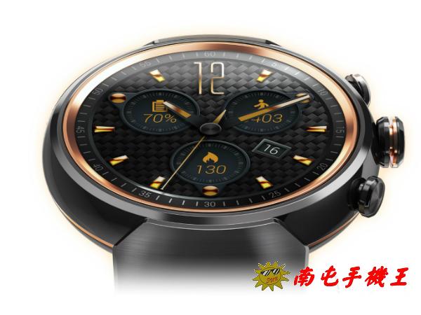 ※南屯手機王※ASUS ZenWatch 3 三鈕式錶冠 圓型 智慧錶【宅配免運費】