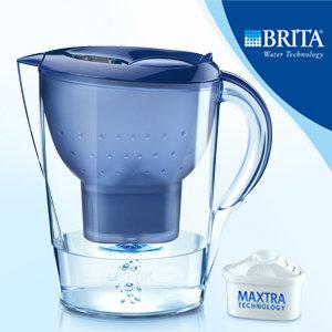 『小凱電器』德國 BRITA Marella 馬利拉花漾型 2.4L 濾水壺【內含maxtra濾芯1個】
