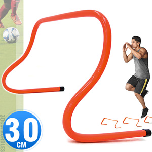 30CM速度跨欄訓練小欄架(一體成形高低梯.棒球障礙跳格欄.體適能步頻教材.籃球靈敏跳欄.足球敏捷田徑多功能架子.運動健身器材,推薦哪裡買ptt)D062-MK852C