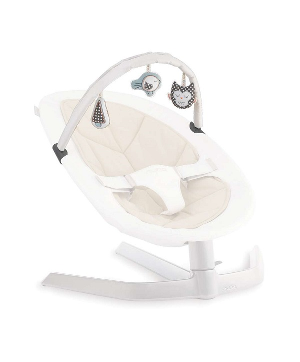 NUNA - Leaf搖搖椅專用玩具條 -白