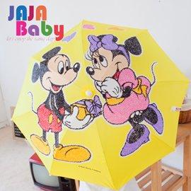 ◎橘永JAJA BABY◎米奇米妮 兒童雨傘 50CM【日本帶回】