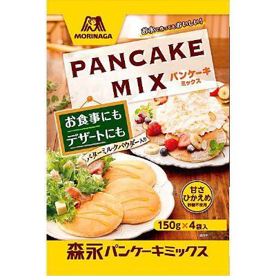 日本森永鬆餅粉(砂糖不使用)600g/蛋糕粉/4902888550973