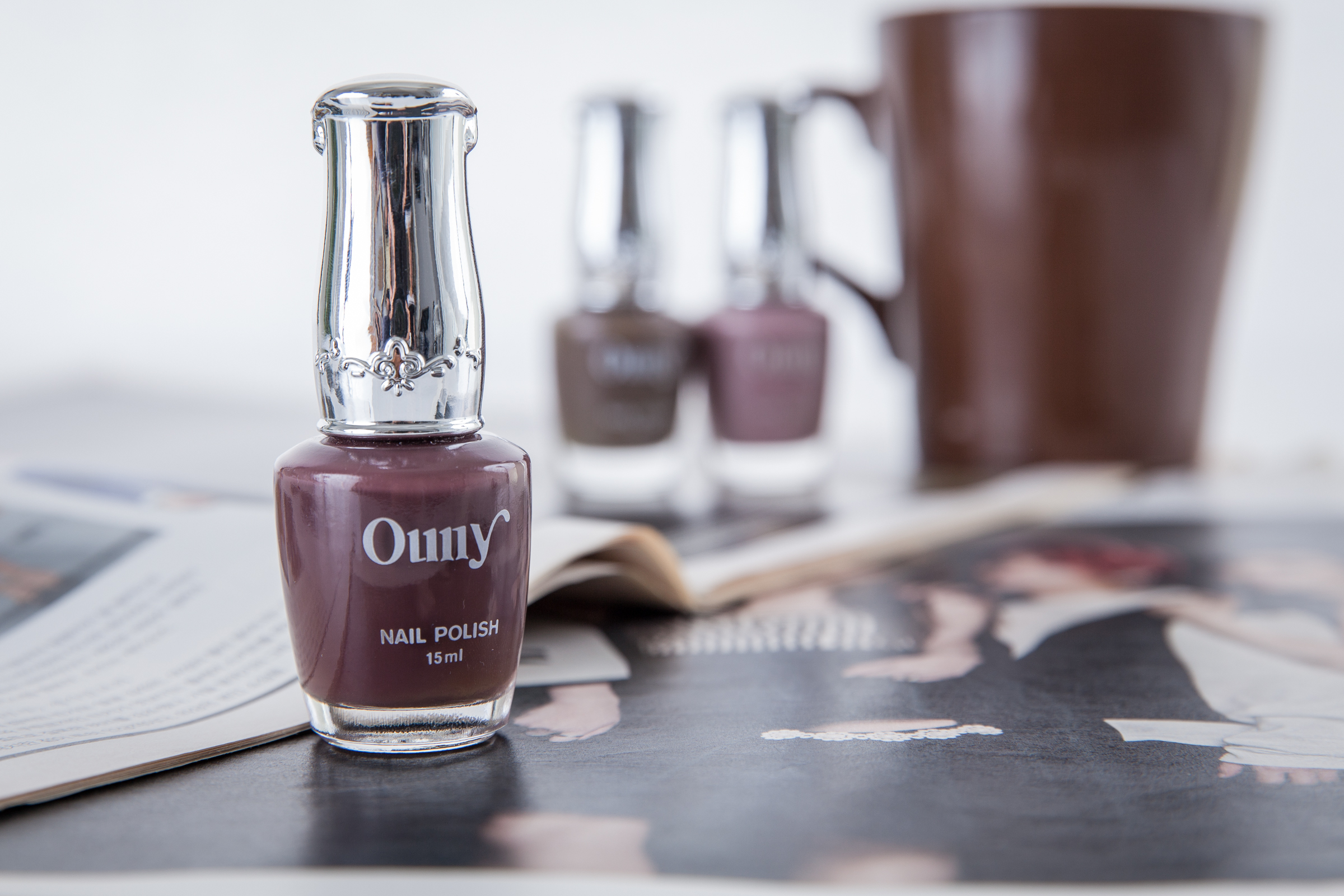 【Ouny歐尼】x 【奇幻之旅系列Ouny專業指彩15ml 】 New Arrival 新品搶購7折(限時)