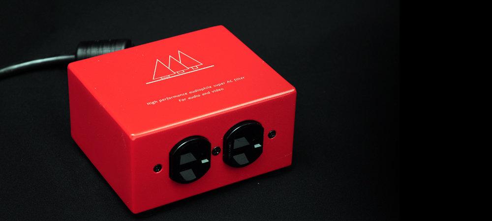 谷津 DA&T AC FILTER 電源濾波器 過濾雜訊/正旋波