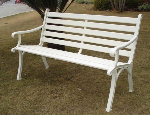 Brother Club~兄弟牌戶外風情~鋁合金雙人公園椅~結構堅固耐用~庭園休閒必備~新貨到!!