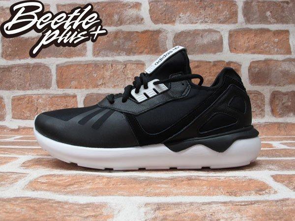 BEETLE PLUS ADIDAS TUBULAR RUNNER 平民版 黑白 Y3 慢跑鞋 QASA B41272