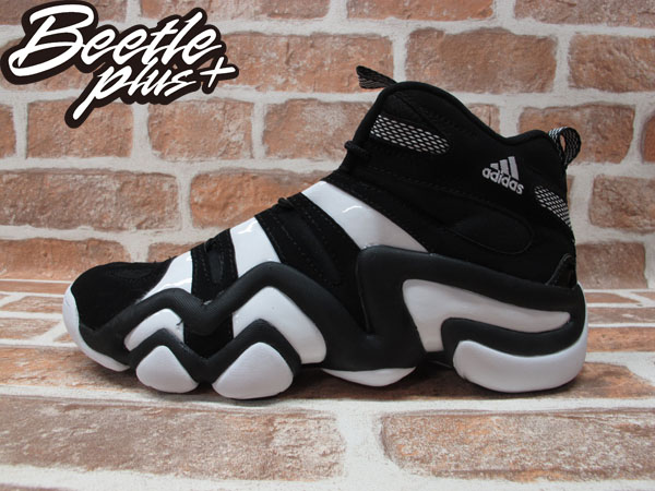 BEETLE PLUS 全新 ADIDAS CRAZY 8 小飛俠 KOBE ALL STAR 明星賽 黑白 籃球鞋 G21939