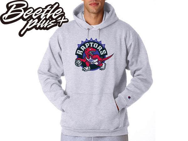 BEETLE PLUS NBA CHAMPION 加拿大 多倫多 暴龍 TORONTO RAPTORS BOSH 灰 帽T 帽TEE