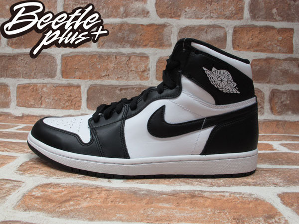 BEETLE PLUS NIKE AIR JORDAN 1 RETRO HIGH OG 黑白 男鞋 555088-010