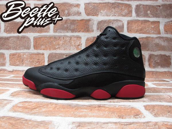 BEETLE PLUS NIKE AIR JORDAN 13 RETRO GYM RED 黑紅 男鞋 414571-003