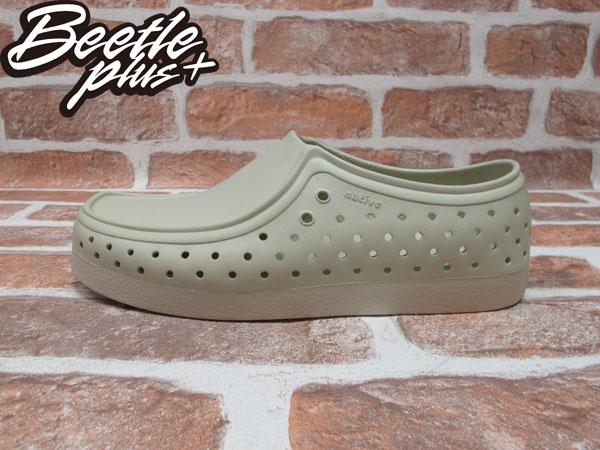 BEETLE PLUS 西門町正規經銷 現貨 NATIVE CORRADO GALLERY 抗菌 米黃 袋鼠鞋 上班族專用 GLM03-112