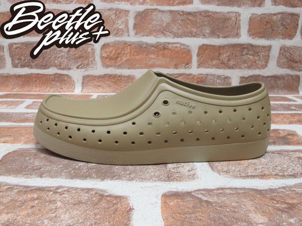 BEETLE PLUS 西門町經銷 現貨 NATIVE CORRADO PEANUT BROWN 抗菌 卡其 袋鼠鞋 GLM03-242