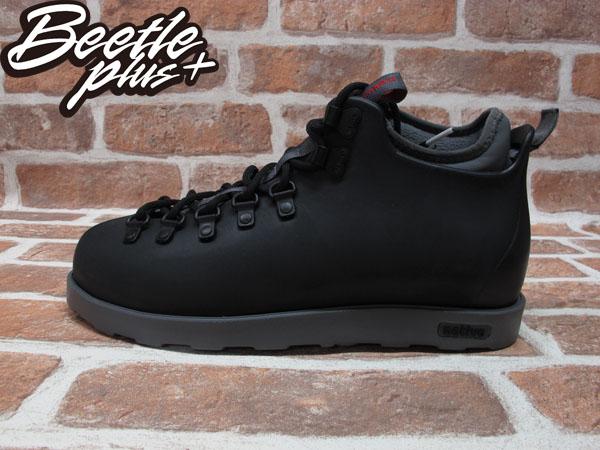 西門町 BEETLE PLUS 全新 2012 秋冬 NATIVE FITZSIMMONS BOOTS 輕量 登山靴 雙色 黑灰 GLM06-012