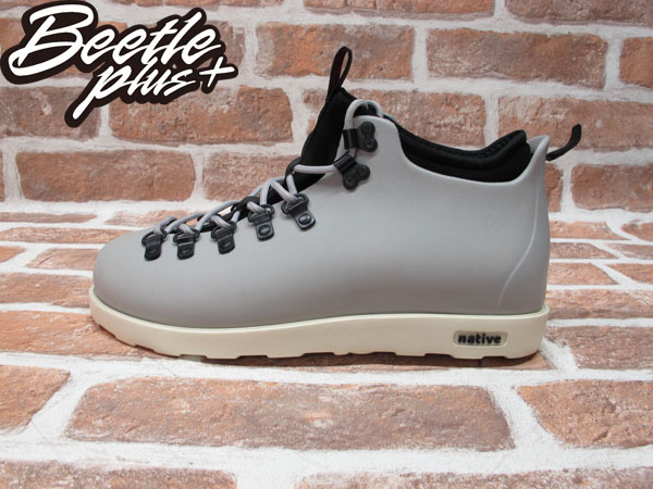 西門町專賣店 全新 加拿大 NATIVE FITZSIMMONS BOOTS 超輕量 登山靴 淺灰 GREY GLM06-060