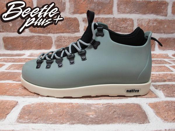 BEETLE PLUS 西門町專賣店 全新 NATIVE FITZSIMMONS BOOTS 超輕量 登山靴 灰綠 GLM06-066