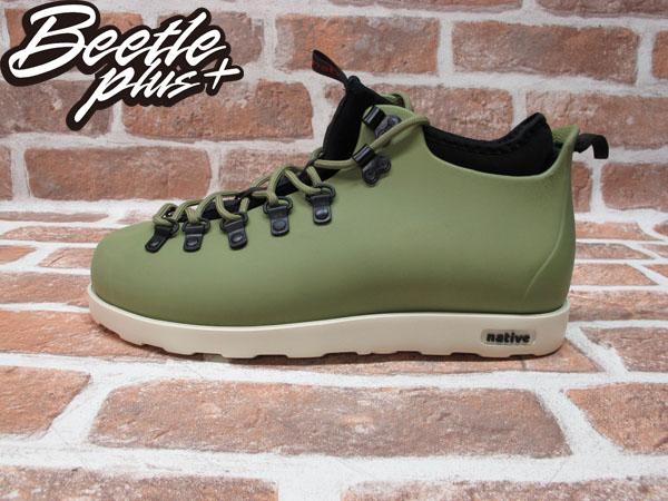 BEETLE PLUS 全新 NATIVE FITZSIMMONS BOOTS 超輕量 登山靴 軍綠 草綠 BUNKER GREEN GLM06-345