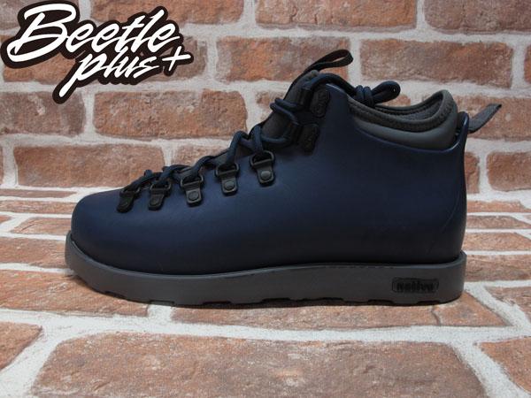 西門町 BEETLE PLUS 全新 2012 秋冬 NATIVE FITZSIMMONS BOOTS 輕量 登山靴 雙色 深藍 灰 GLM06-476