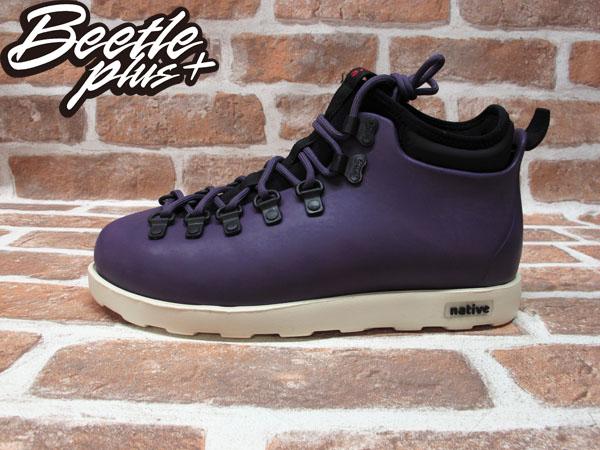 西門町 BEETLE PLUS 全新 2012 秋冬 NATIVE FITZSIMMONS BOOTS 輕量 登山靴 神祕紫 GLM06-544
