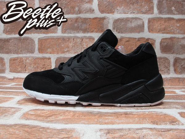 BEETLE PLUS NEW BALANCE X WINGS + HORNS 黑白 聯名款 男鞋 MT580WH