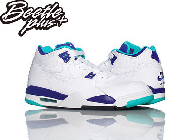 BEETLE PLUS NIKE AIR FLIGHT 89 白紫 白綠 GRAPE JORDAN 5 白葡萄 潑墨 306252-113 D-050