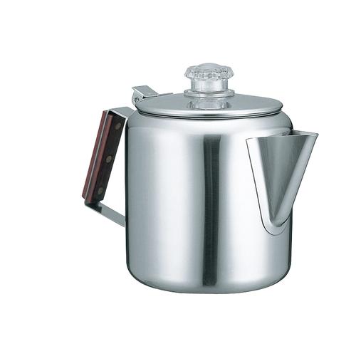 【露營趣】中和 Coleman 不鏽鋼濾壺 咖啡壺 燒水壺 茶壺 CM-8028J