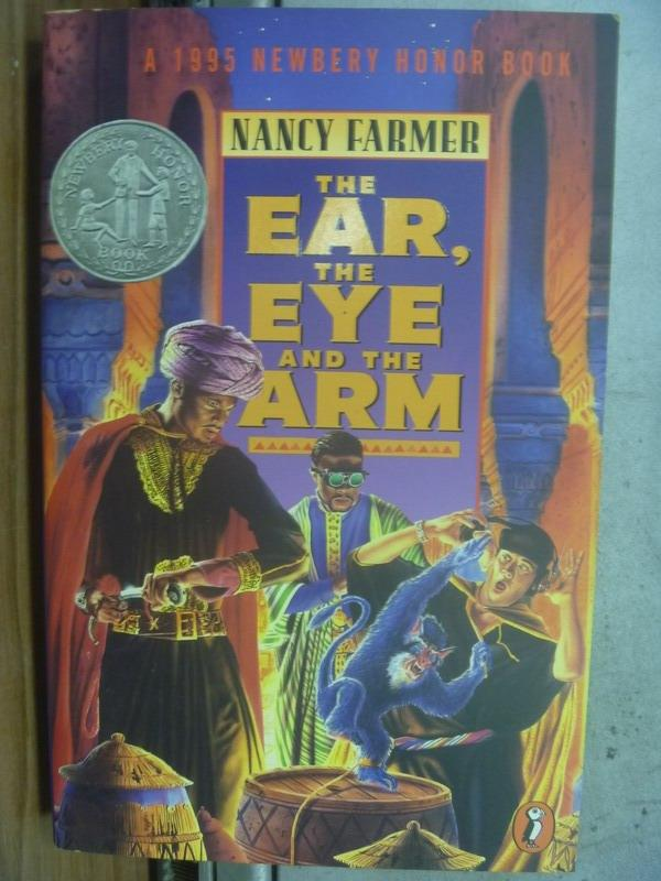 【書寶二手書T8/原文小說_MOF】The Ear, The Eye and the Arm