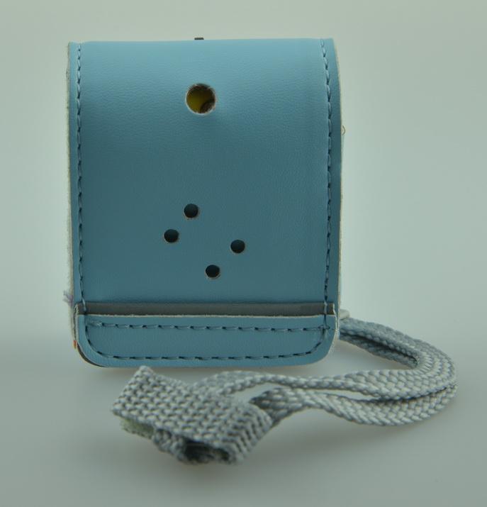 日本協和製天空色書包型警報器