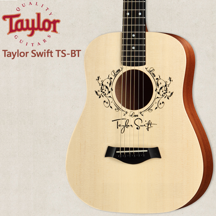 【非凡樂器】Taylor Baby Taylor【TS-BT】美國知名品牌木吉他/Taylor swift 簽名琴/加贈原廠背帶