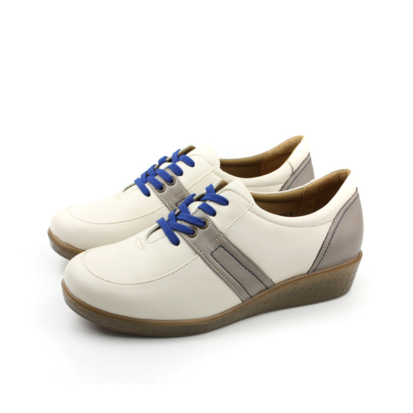 Moonstar 休閒鞋 白 女款 no985
