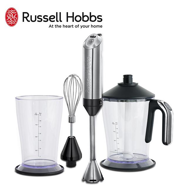 Russell Hobbs英國羅素專業型手持調理棒(全配組)18274TW