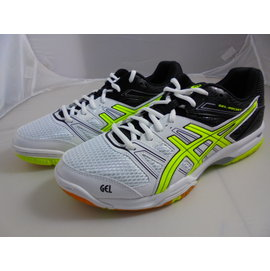 [陽光樂活] ASICS 亞瑟士 排羽球鞋 GEL-ROCKET 7 男款 B405N-0107