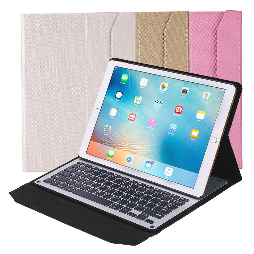 iPad Pro (12.9吋)專用筆記型鋁合金超薄藍牙鍵盤/皮套