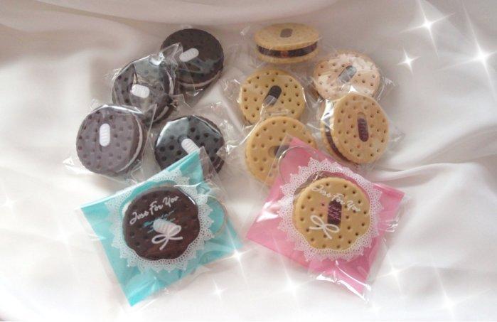 新品~22元/巧克力餅乾手電筒電燈鑰匙圈送客禮(20個) 結婚用品 婚禮小物 禮贈品 ht-0118