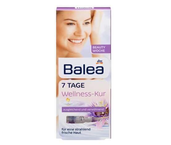 德國 Balea 安瓶七天密集修護1mlx7瓶